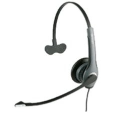 Jabra GN2000 IP NC Monaural Wideband Headset - Refurbished