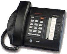 Nortel Meridian M3110 Phone - Refurbished - Black