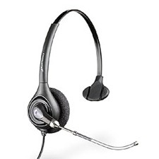 Plantronics D251 Supraplus Digital Monaural Headset