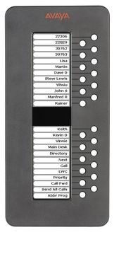 Avaya 9600 SBM24 Button Expansion Module