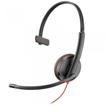 Plantronics Blackwire C3225 USB / 3.5mm Binaural Headset
