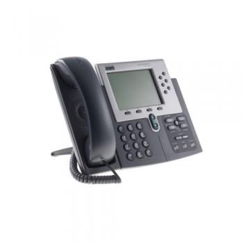 Cisco 7960 System Telephone - Refurbished - No PSU
