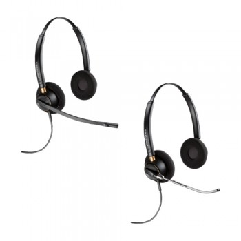 Plantronics HW520 EncorePro Binaural Headset