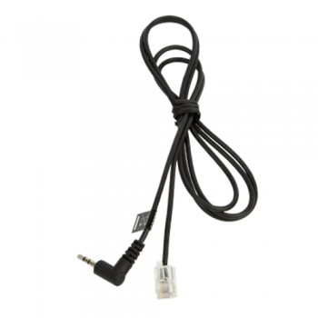 Jabra RJ9 to 2.5mm connection cable
