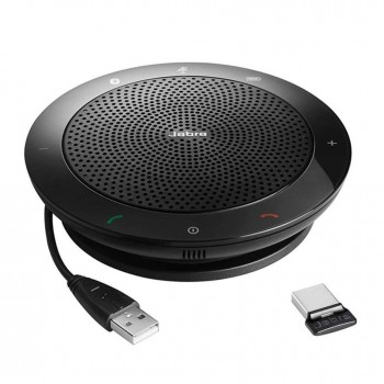 Jabra Speak 510+ UC MS USB and Bluetooth Speakerphone