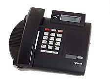 Meridian Norstar M7100N Phone - Refurbished - Black