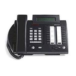 Nortel Meridian M3820 Phone - Refurbished - Black