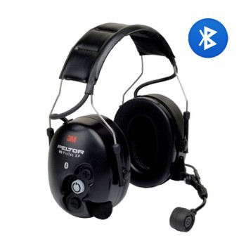 Peltor ProTac WS XP Bluetooth Headset Headband