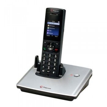 Polycom VVX D60 SIP Wireless Handset & Base Station