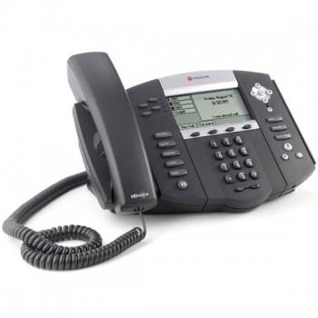 Polycom SoundPoint IP 560 HD VoIP Gigabit Ethernet Phone