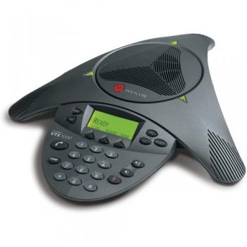 Polycom SoundStation VTX 1000 Wide Band audio conference phone