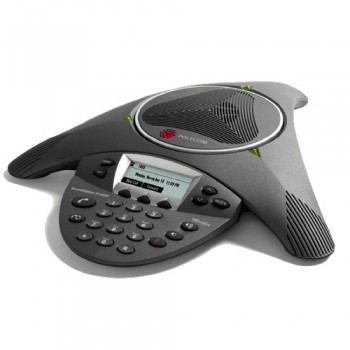 Polycom SoundStation IP6000 SIP Audio Conference VoIP Phone
