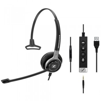 Sennheiser Century SC 635 USB / 3.5mm Mobile Headset