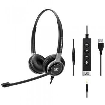 Sennheiser Century SC 665 USB / 3.5mm Mobile Headset