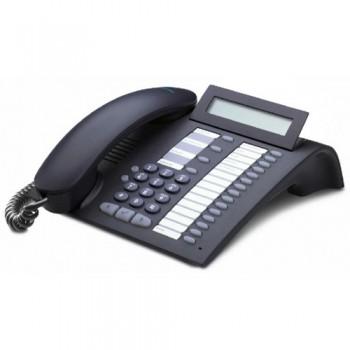 Siemens optiPoint 500 Advance Phone - Refurbished - Black