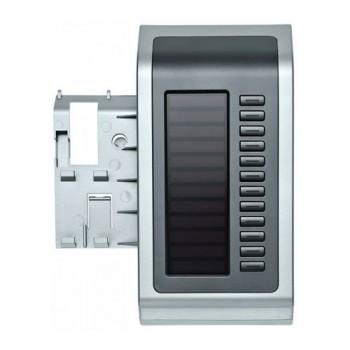Siemens OpenStage 80 Key Module - New - Steel Blue
