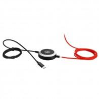 Jabra Evolve 80 MS UC USB-C Stereo Headset