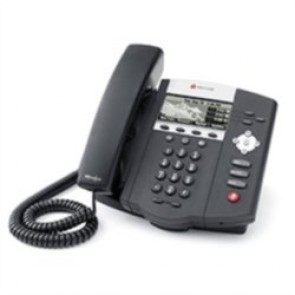Polycom SoundPoint IP 450 HD VoIP Phone
