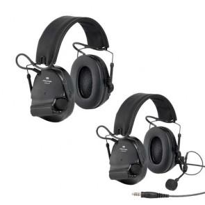 3M™ Peltor™ Comtac XPI Folding Headband Headset - Black