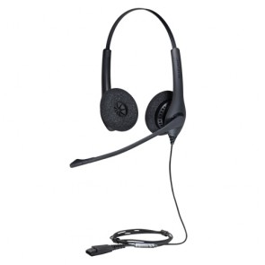 Jabra BIZ 1500 Duo NC Telephone Headset