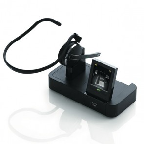 Jabra PRO 9470 Mono Multiuse Headset with Touch Screen Base