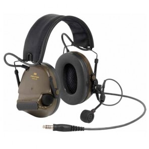 3M™ Peltor™ Comtac XPI Headset Army Issue For PRR - Standard Boom