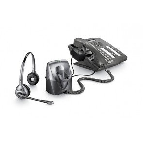 Plantronics CS361N Supraplus DECT Cordless Headset - With Lifter - Refurbished