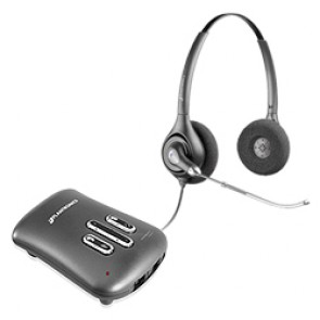Plantronics DW261 Supraplus Digital Binaural Headset