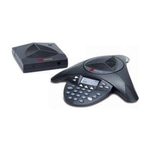 Polycom SoundStation 2W Basic wireless Audio Conference phone
