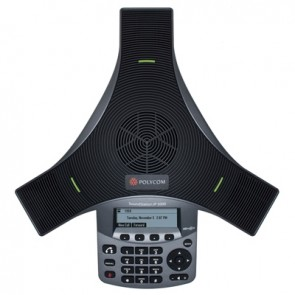Polycom SoundStation IP5000 SIP VoIP Audio Conference Phone