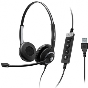 Sennheiser CIRCLE SC260 USB II Binaural USB Headset