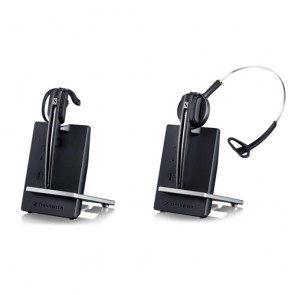 Sennheiser D10 DECT Wireless Telephone Headset