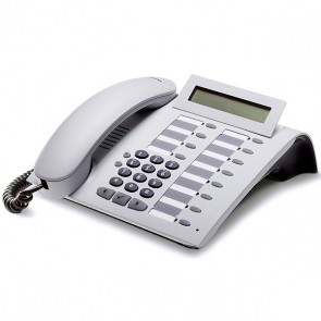 Siemens optiPoint 500 Standard Phone - White - Refurbished