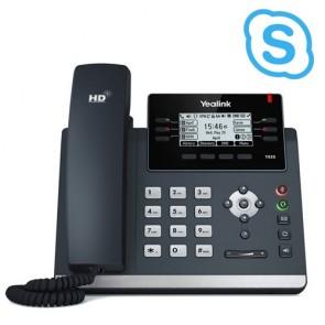 Yealink SIP-T42S SFB IP Phone