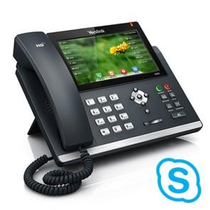 Yealink SIP-T48G SFB Gigabit IP Phone