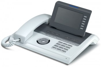 Siemens OpenStage 40T Full-duplex hands-free System Telephone - Ice Blue