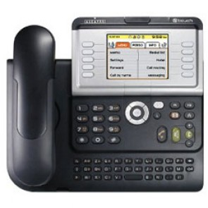 Alcatel 4068 IP Touch Telephone with Colour Screen - Refurbished