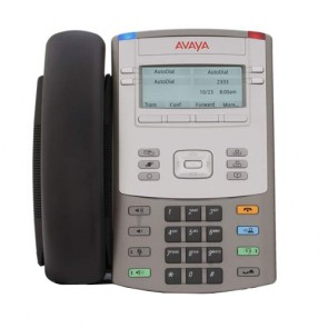 Avaya 1120E IP Phone - Dark Grey