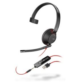 Plantronics Blackwire C5210 Monaural USB Headset