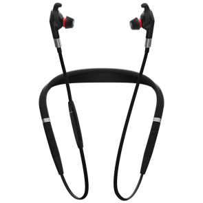 Jabra Evolve 75e Neck-Band Wireless Mobile Headset