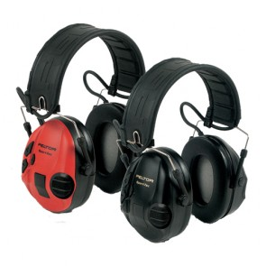 Peltor SportTac Hearing Protector Gehoorbeschermer voor jagers en scherpschutters