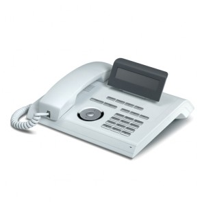 Siemens OpenStage 20 HFA System Telephone - Refurbished - Ice Blue