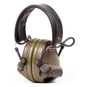 Peltor ComTac XP Headset - Dark Green