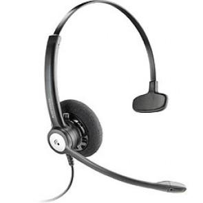 Plantronics HW111N Entera Professional Monaural NC Headset