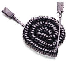 Plantronics Cable Rizado Extensión