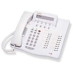Teléfono Avaya Definity 6416D+ - Reacondicionado - Blanco
