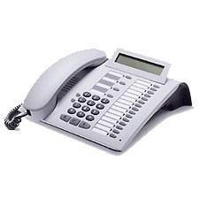 Teléfono Siemens optiPoint 500 Advance - Reacondicionado - Negro