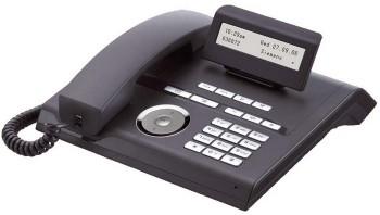 Siemens OpenStage 20T Full-duplex hands-free System Telephone - Black