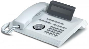 Siemens OpenStage 20T Full-duplex hands-free System Telephone - Ice Blue