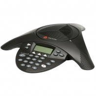 Polycom SoundStation 2 LCD de conferencia telefónica